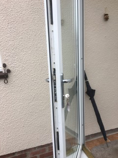 uPVC Lock Mechanism Replaced in Fishponds